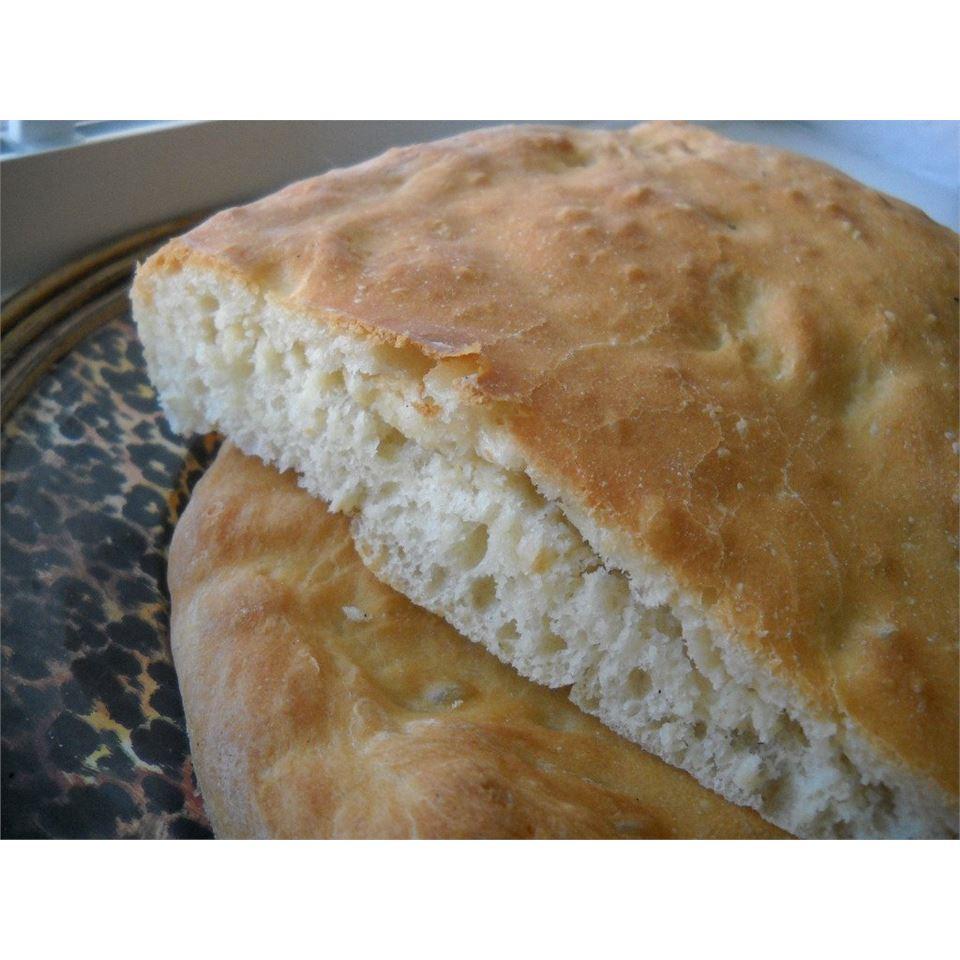 Lepinja (Serbian Flatbread)