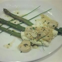 Sour Cream and Chive Mashed Potatoes Crystal J Ball