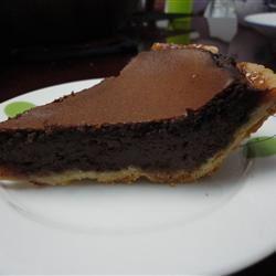 Chocolate Chess Pie II Lisa Bailey Taylor