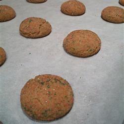 Molasses Sugar Cookies I LASTRONG