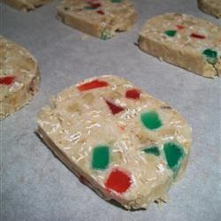 Coconut Gumdrop Cookies LASTRONG