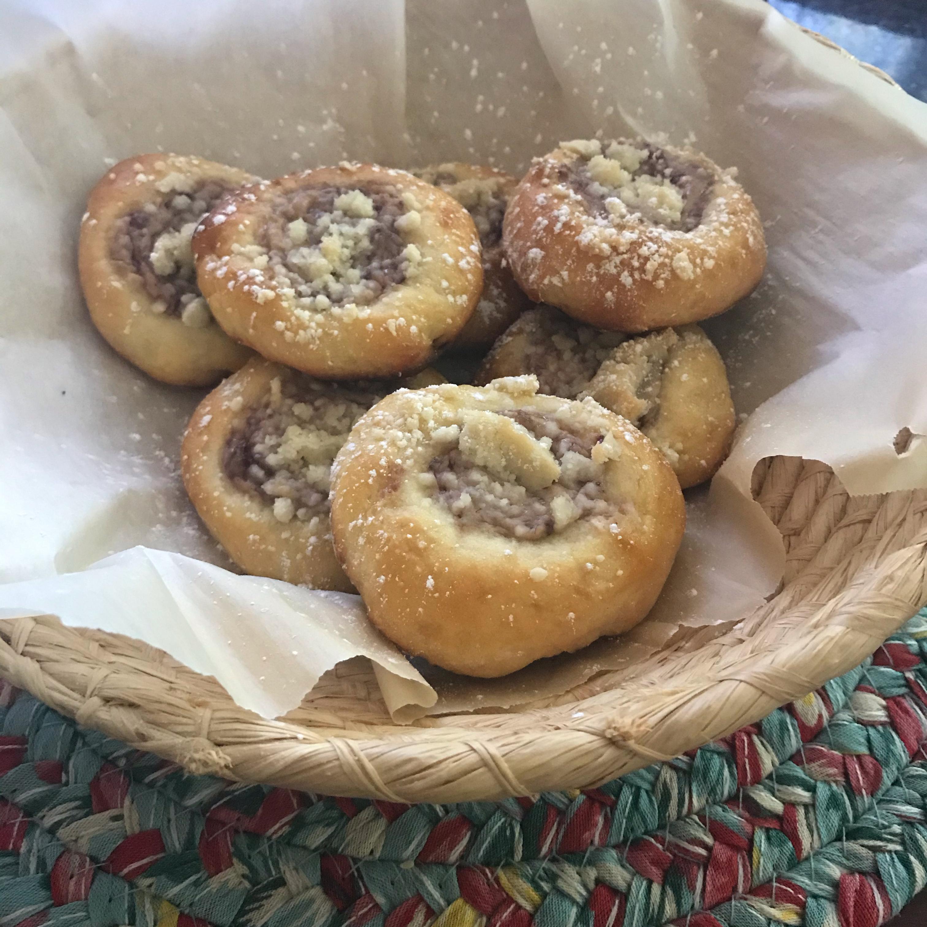 Kolaches From the Bread Machine AMYSUE1