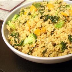 Veggie Quinoa