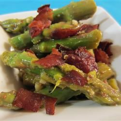 Asparagus and Pancetta Salad Relish