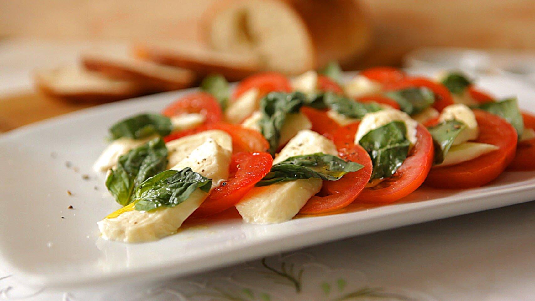 Caprese Salad Recipe Allrecipes