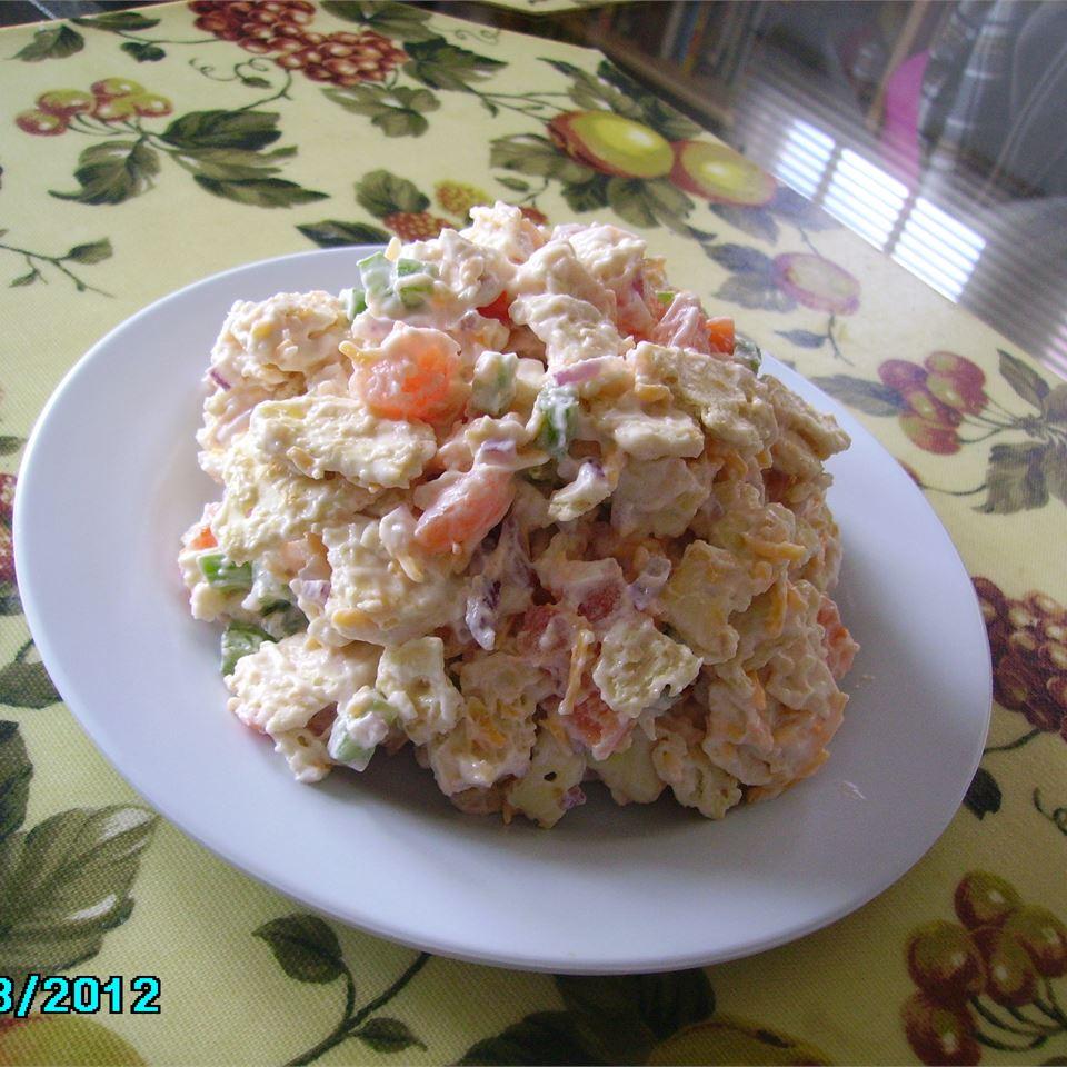 Cracker Salad image
