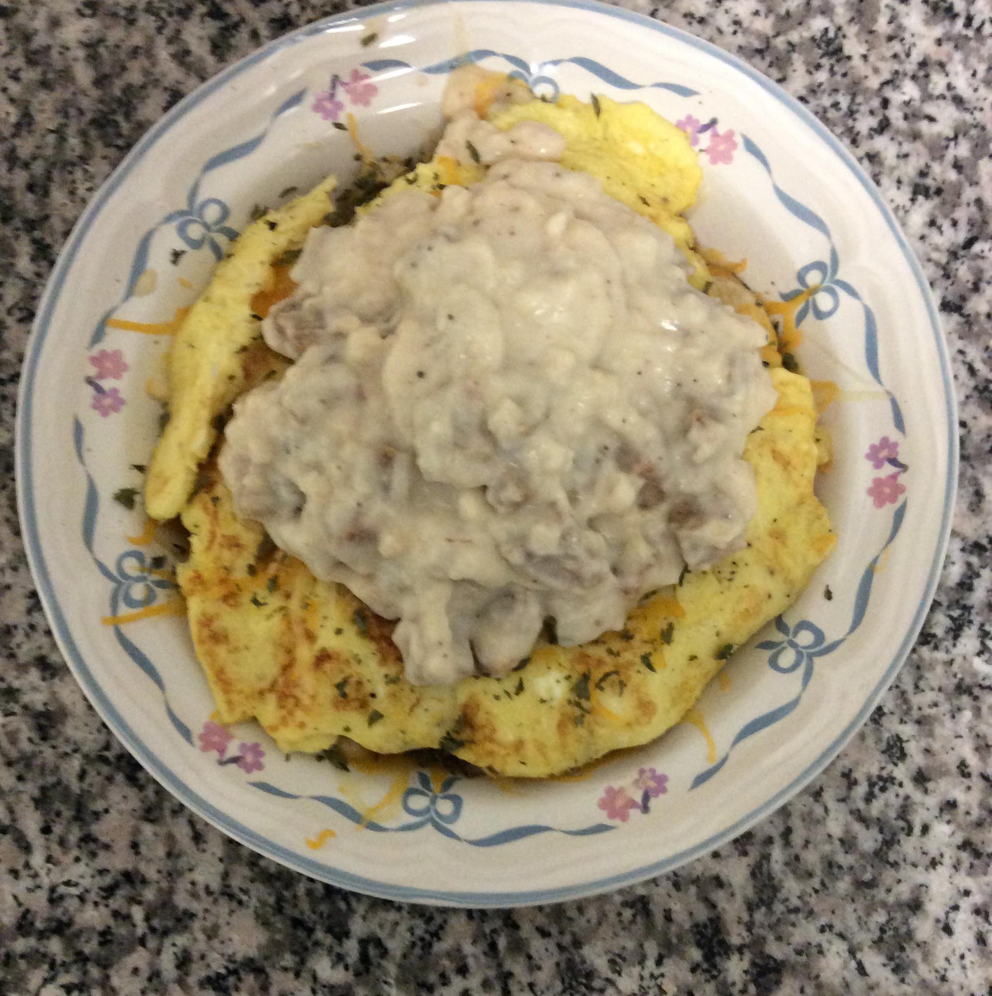 Single Skillet Hearty Breakfast cwriter79