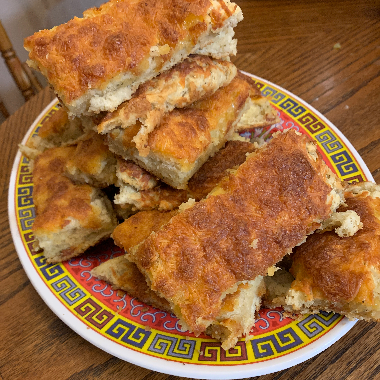 Garlic-Herb Butter Drop Biscuits