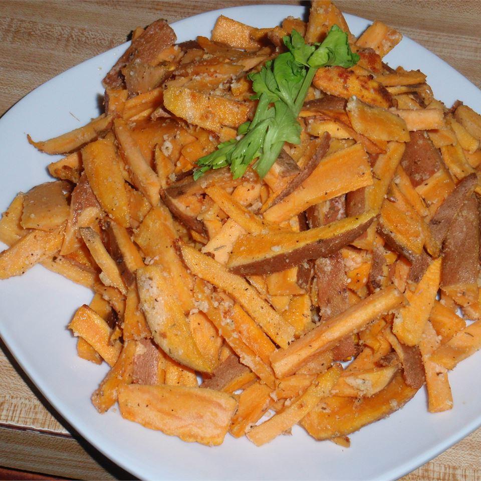 Tangy Sweet Potato Fries