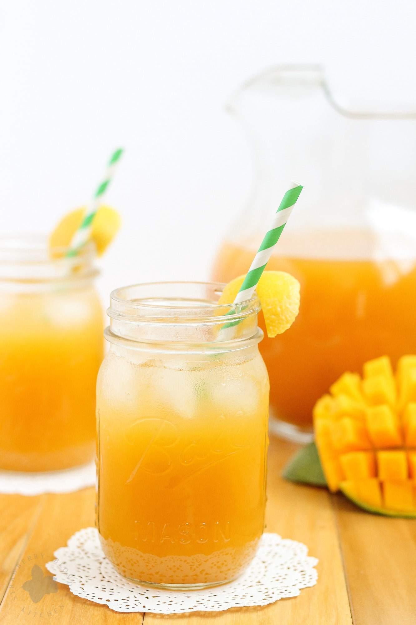 Mango Green Tea Frappuccino®