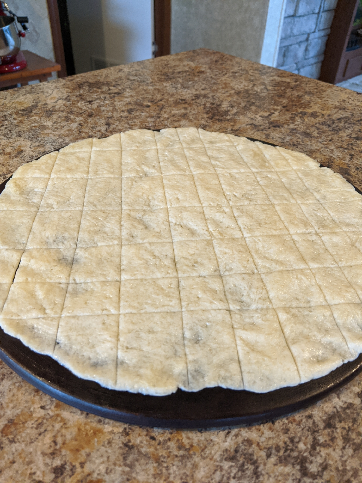 Unleavened Bread for Communion