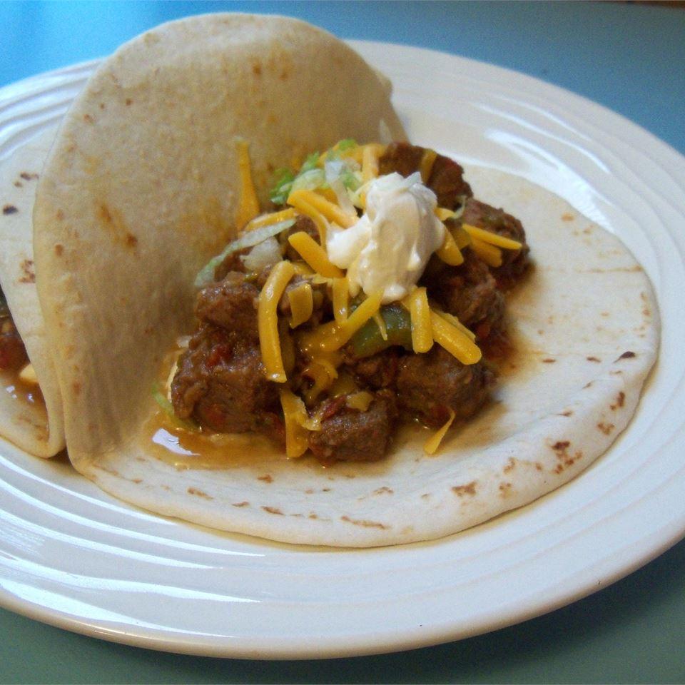 South Texas Carne Guisada