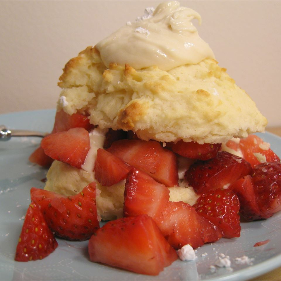 Perfect Berry Shortcakes