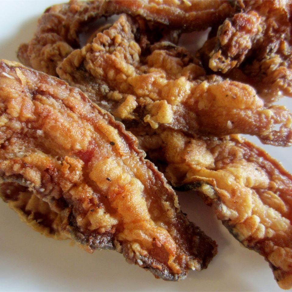 Country Fried Floured Bacon | Allrecipes