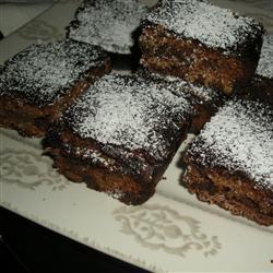 Fudgy Brownies karihelen