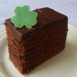 Diana's Guinness® Chocolate Cake with Guinness Chocolate Icing Rae
