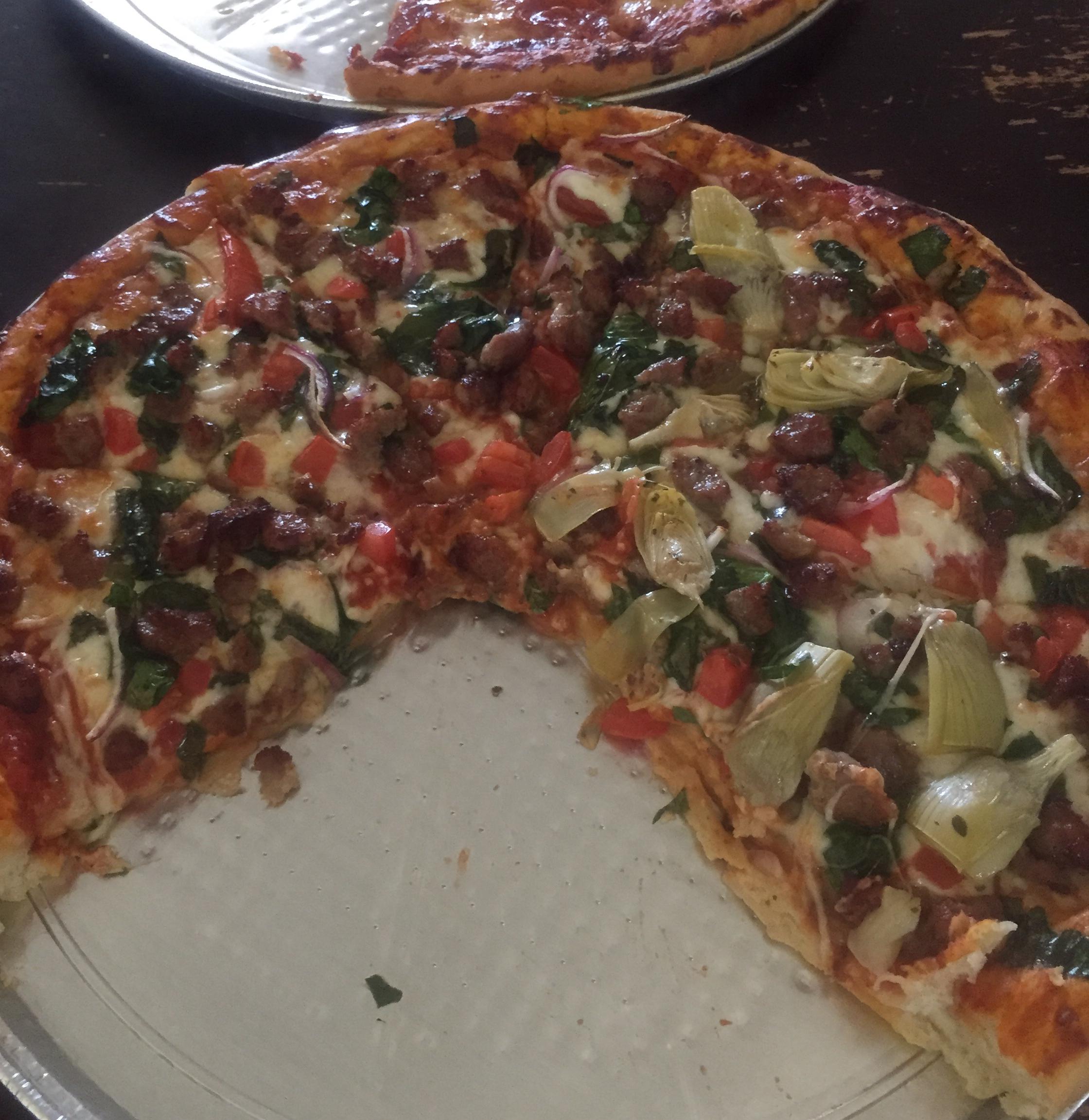 Pizza Dough III MamaBear