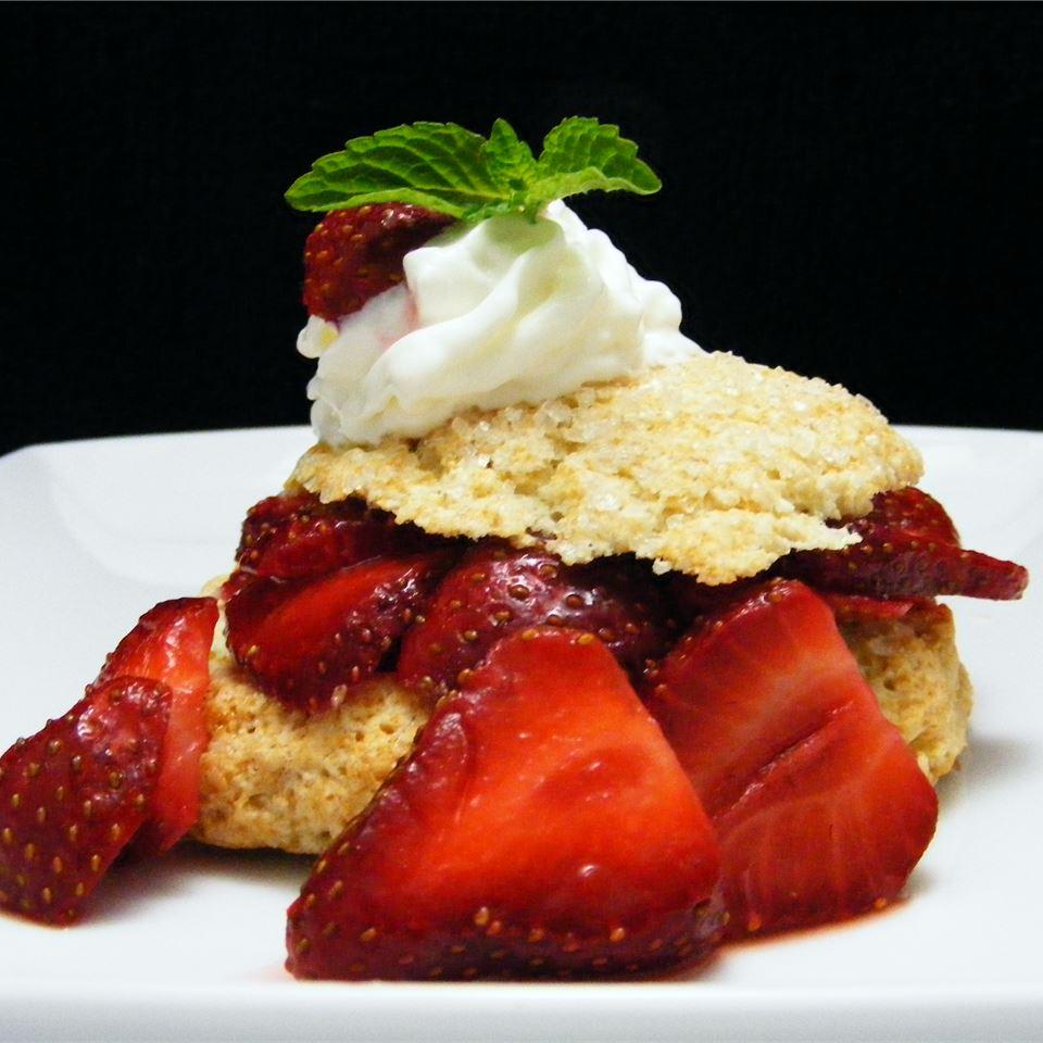 Buttermilk Strawberry Shortcake abapplez