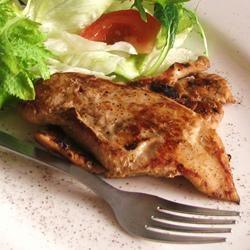 Soy and Garlic Marinated Chicken Linda