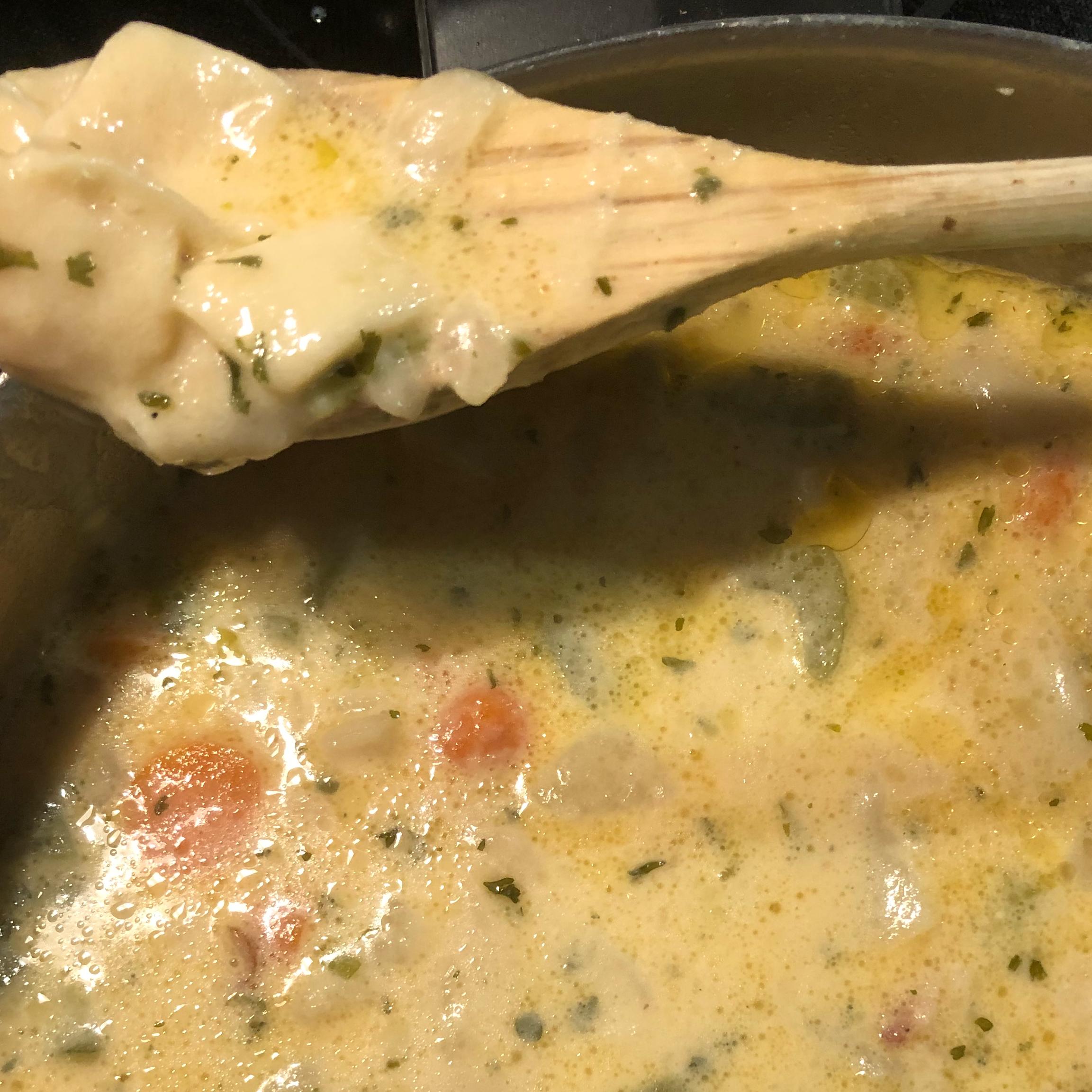 Knefla Soup I Jil