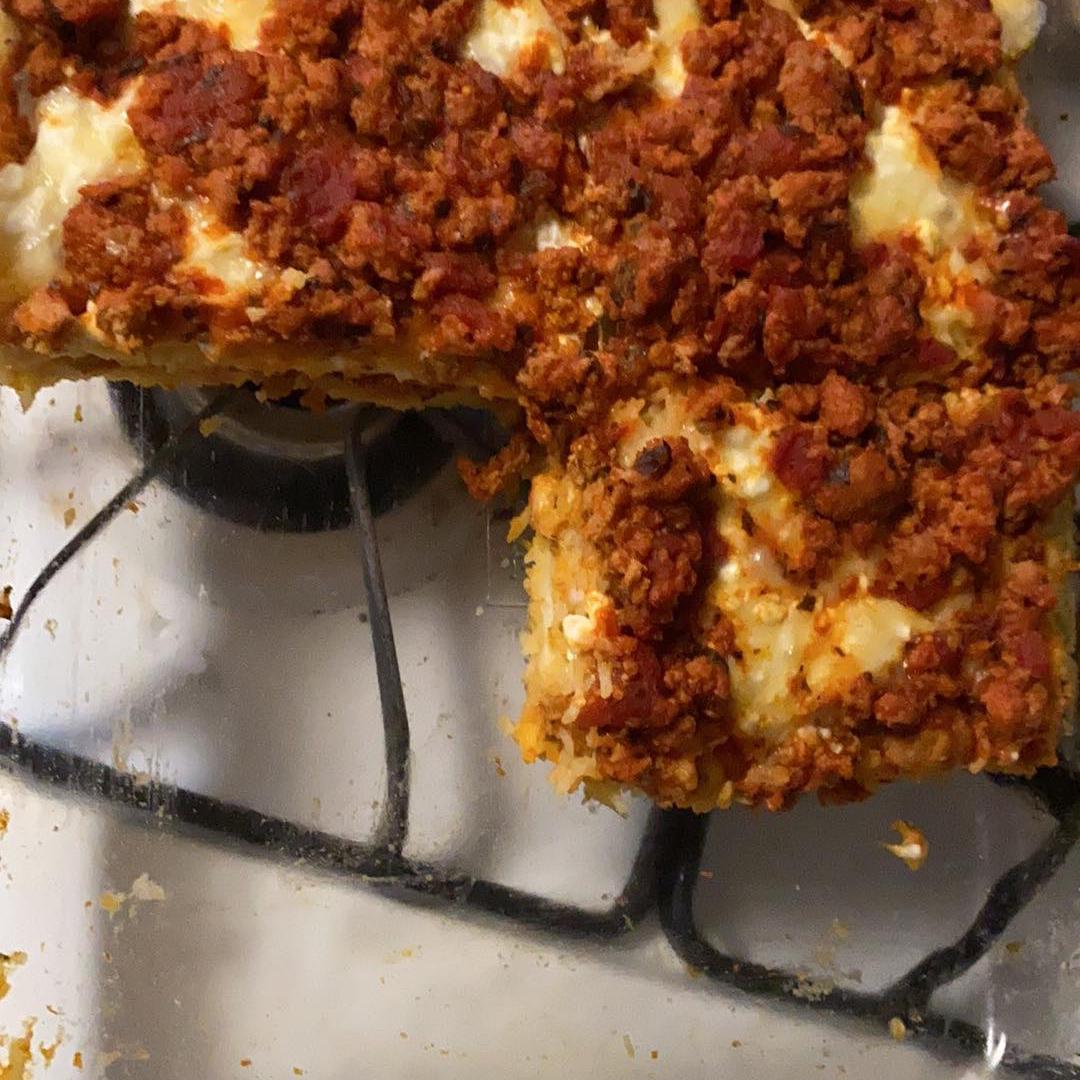 Rice Lasagna