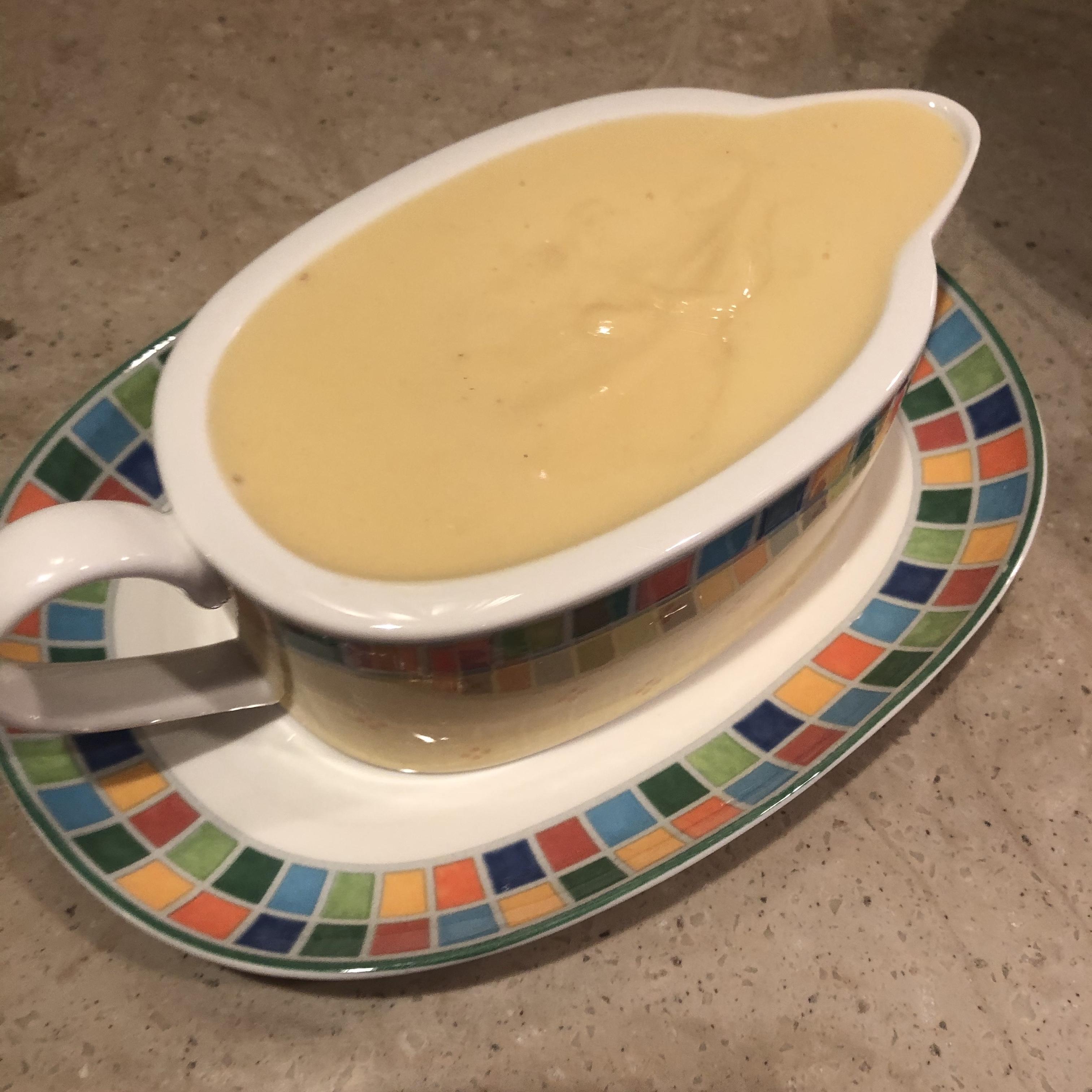 Grammy Faith's Mustard Sauce LIBIS