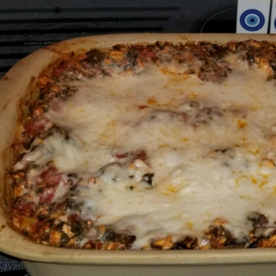 Michelle's Vegan Lasagna Sarah White