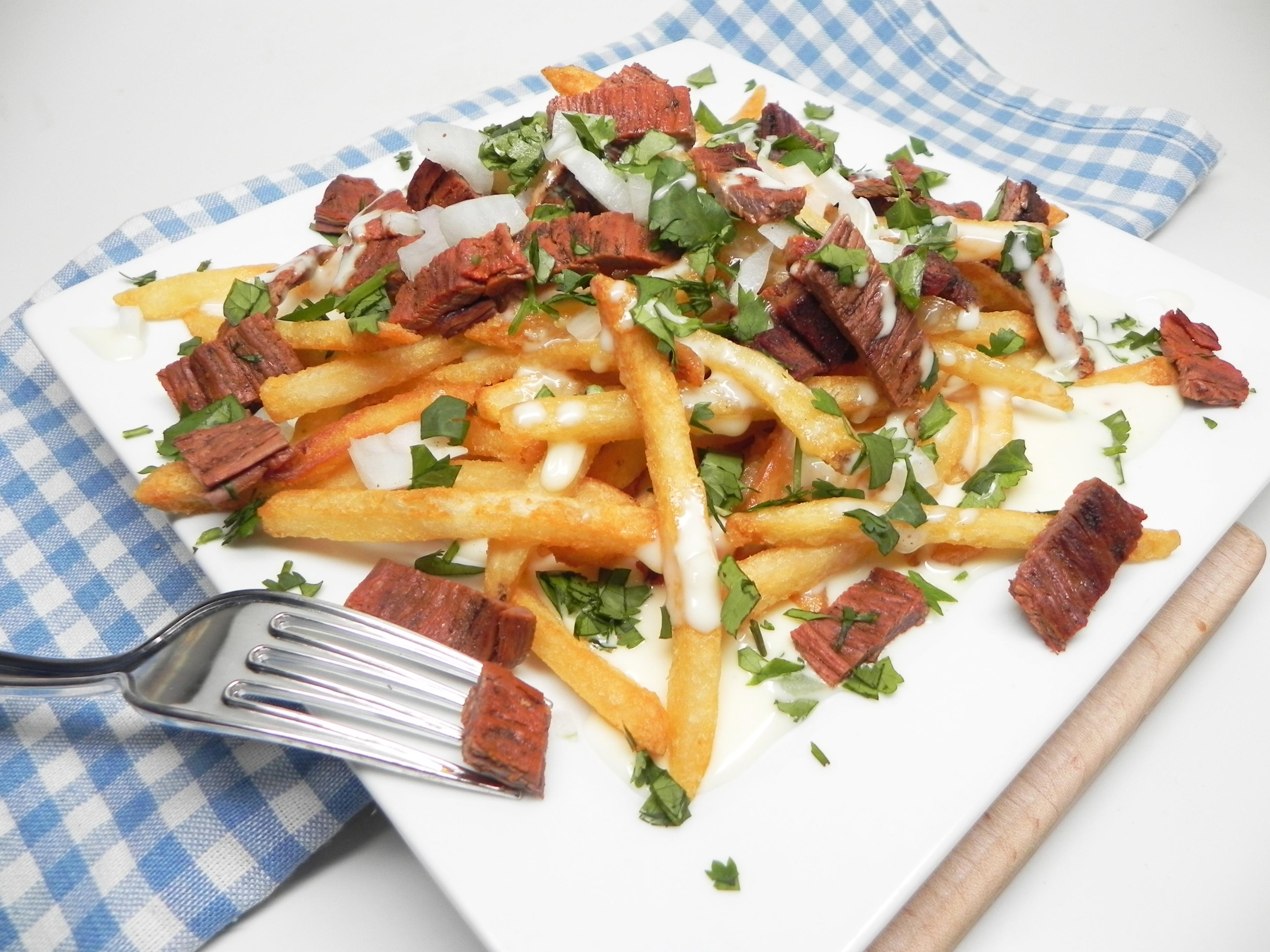Carne Asada French Fries