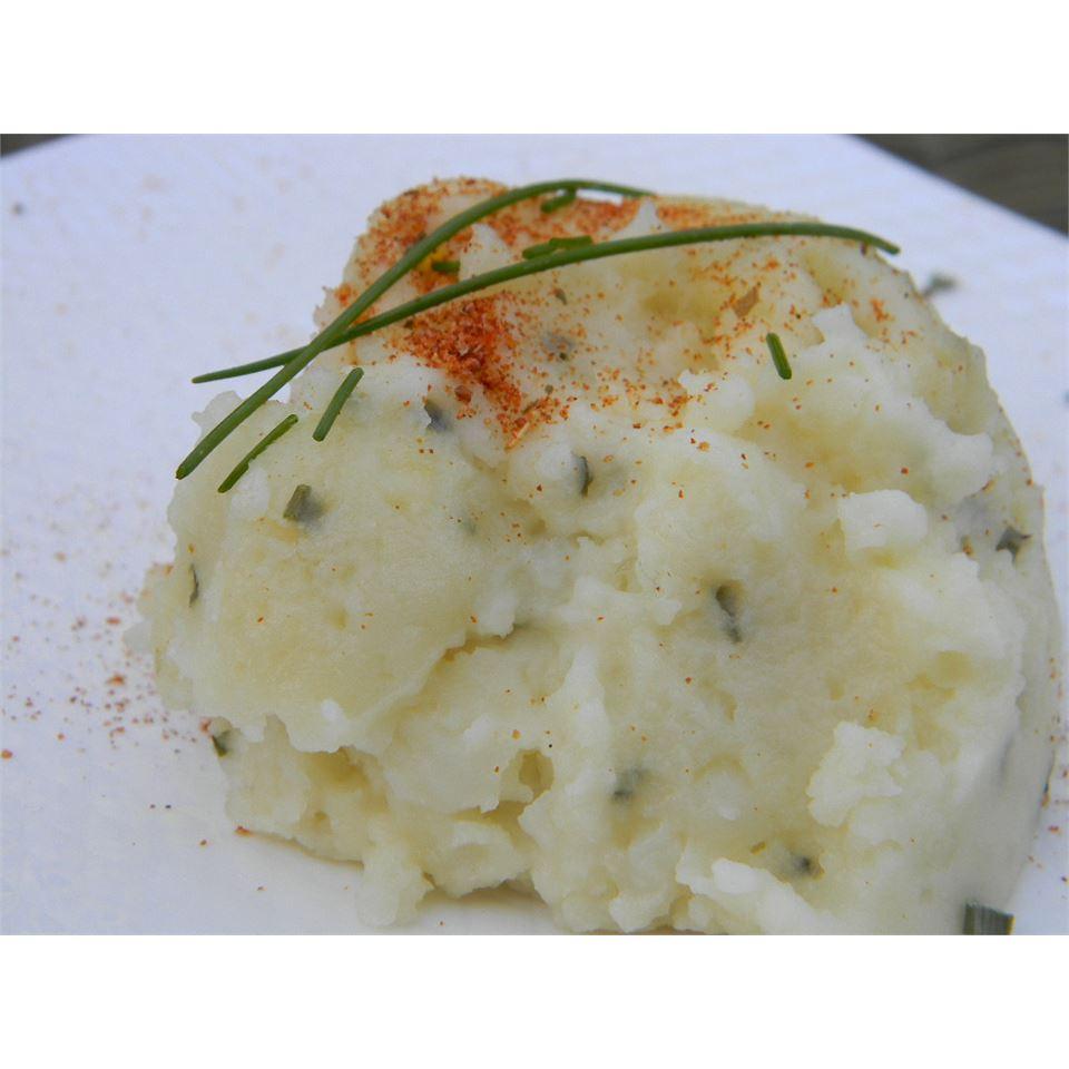 Irish Potato and Chive Casserole Baking Nana