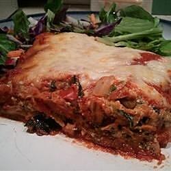 3 cheese eggplant lasagna recipe