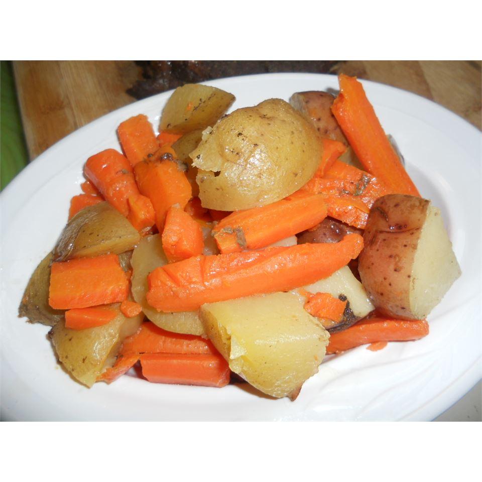 Potatoes and Carrots Lauren