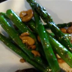 Asparagus and Cashews emrald5769