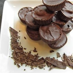 Homemade Peanut Butter Cups BenIsTheMenace