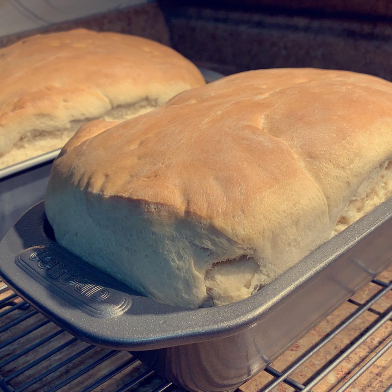 Amish White Bread