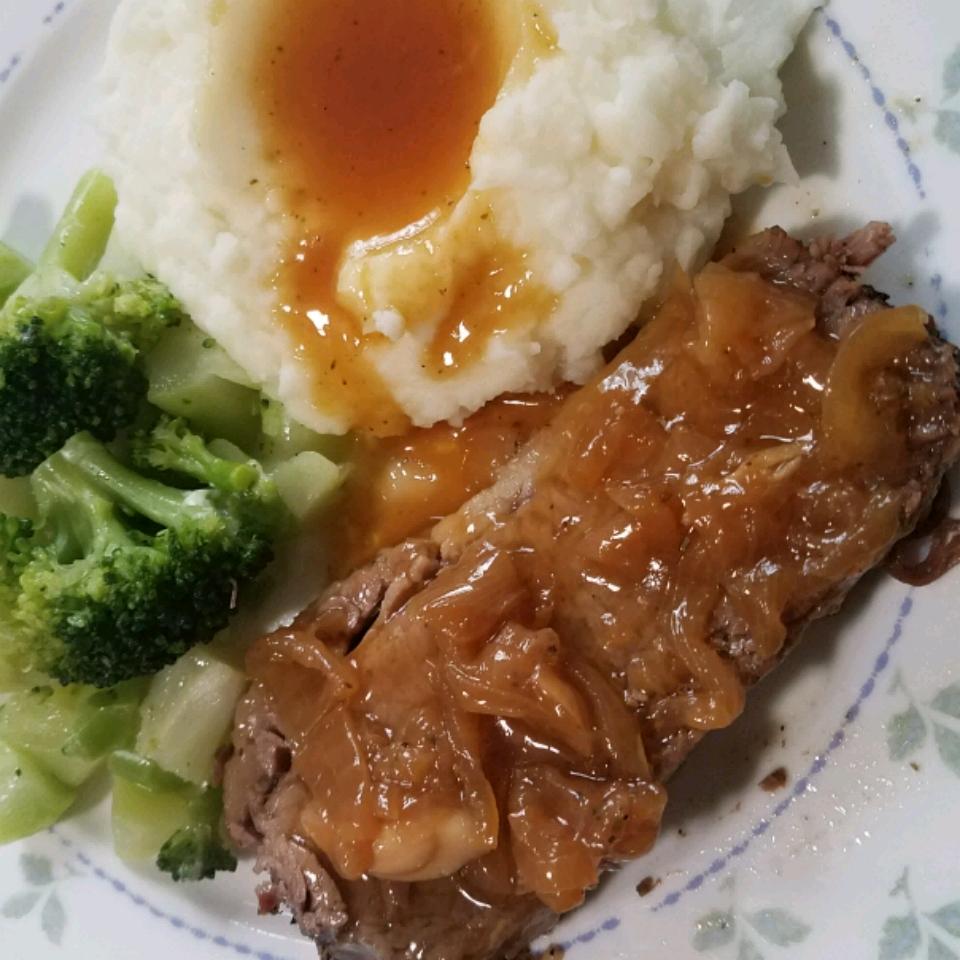 Easy Baked Beef Brisket Jane
