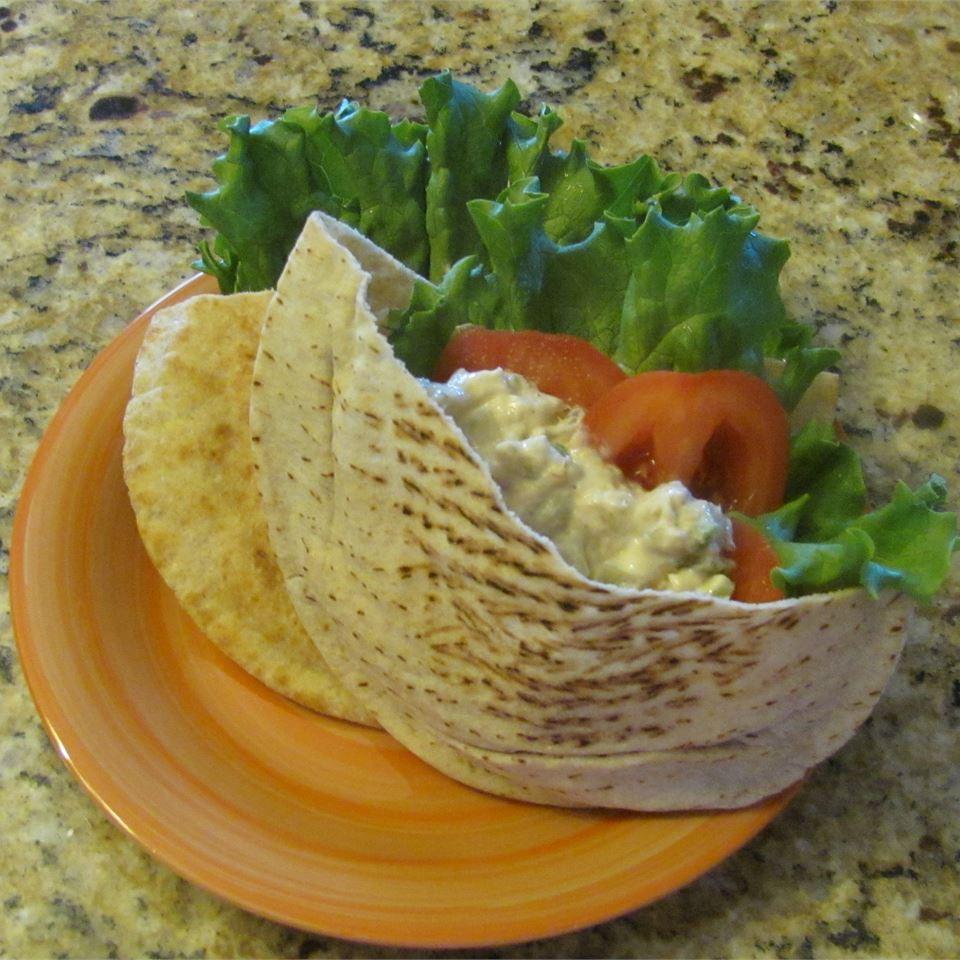 Salmon Salad kelcooking1
