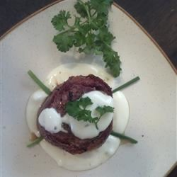 Beef Steaks With Blue Cheese CHEF TY