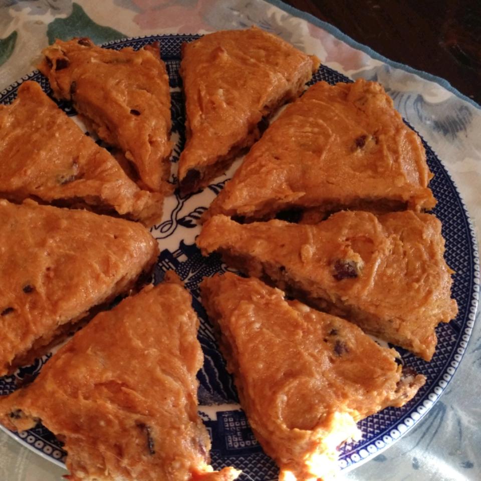 Delicious Sweet Potato Scones cookpatch