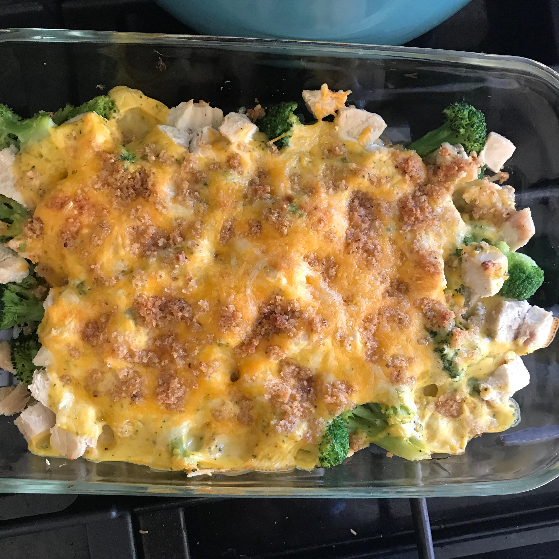 Campbell's Kitchen Chicken Broccoli Divan Jen