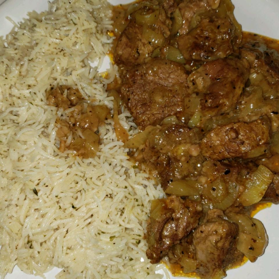 Beef Heart Stew Mo Alghool