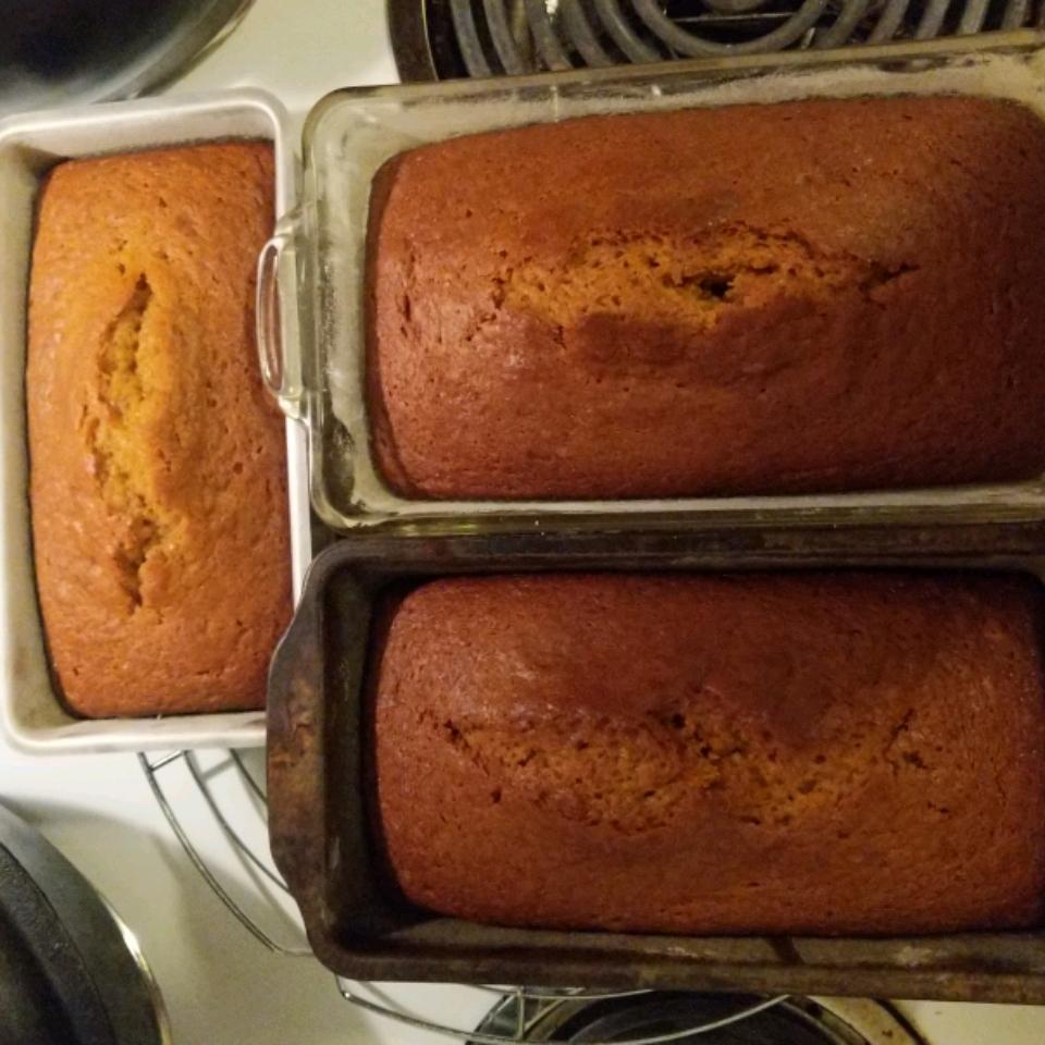 Downeast Maine Pumpkin Bread April Taylor-Ebert