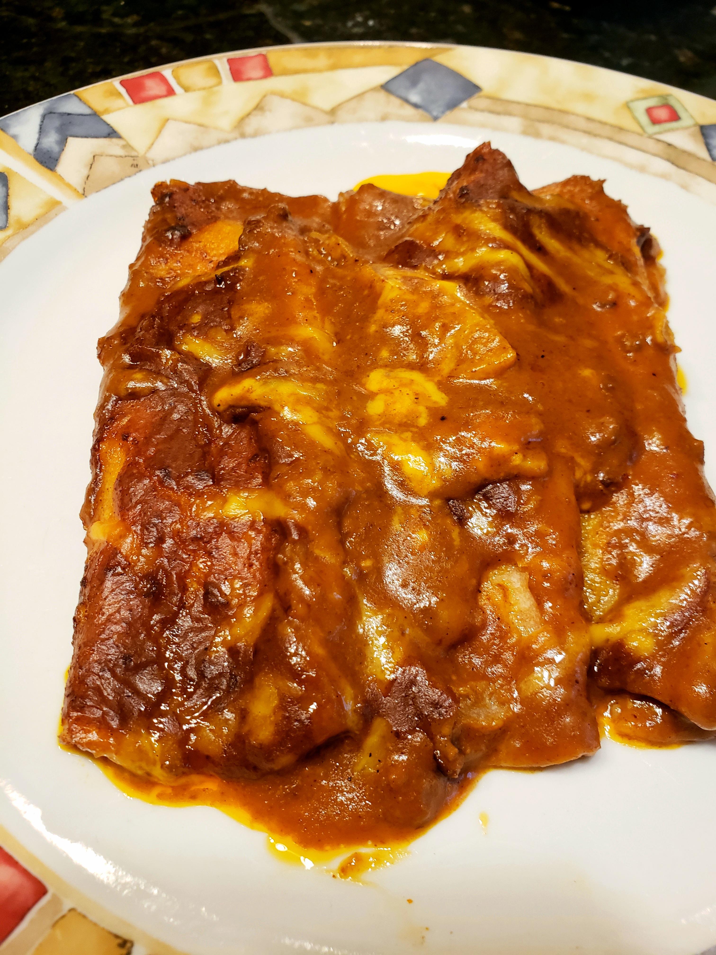 Tex Mex Enchiladas Recipe Allrecipes