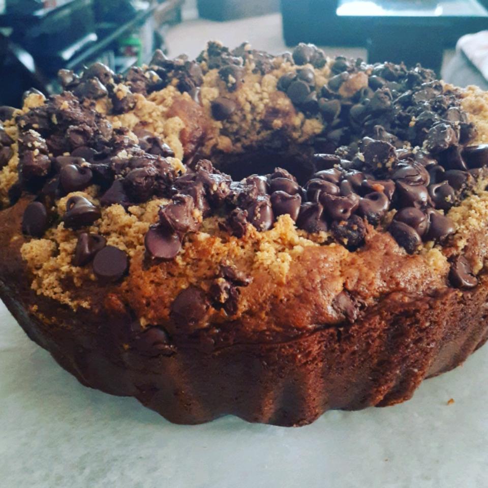 Peanut Butter Cake VI Elizabeth Rios
