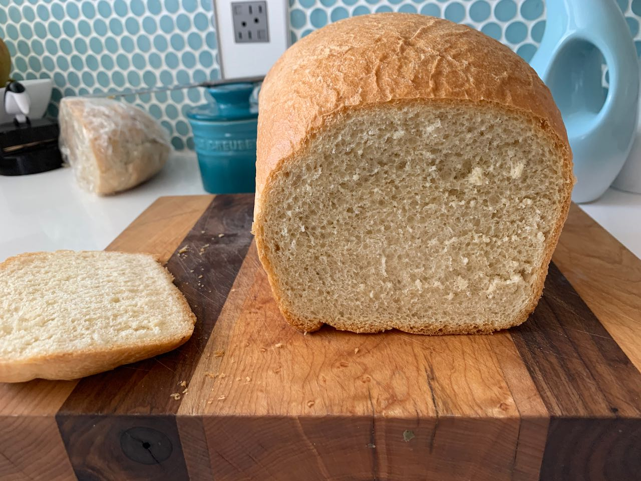 Basic High-Altitude Bread RachSte