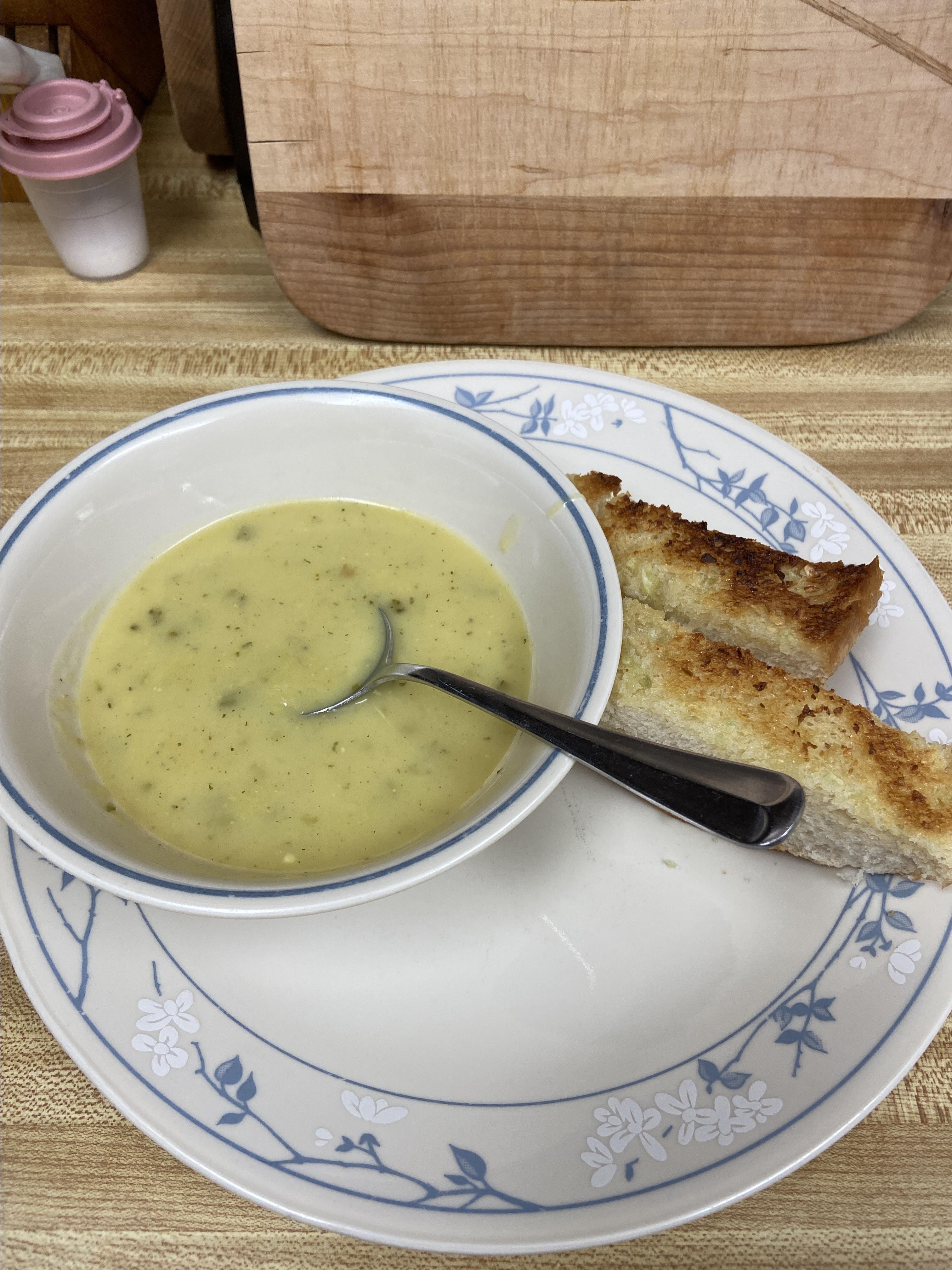Dill Pickle Soup Rebanderson
