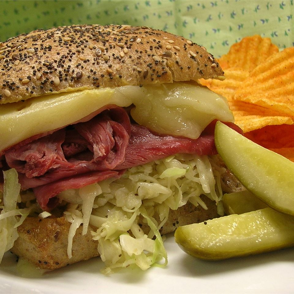 Saint Paddy's Irish Sandwich bignosekate