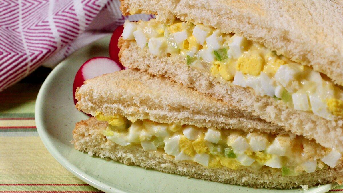 Egg Salad Recipe Without Celery