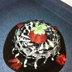 Chocolate Zucchini Cake III Samme123