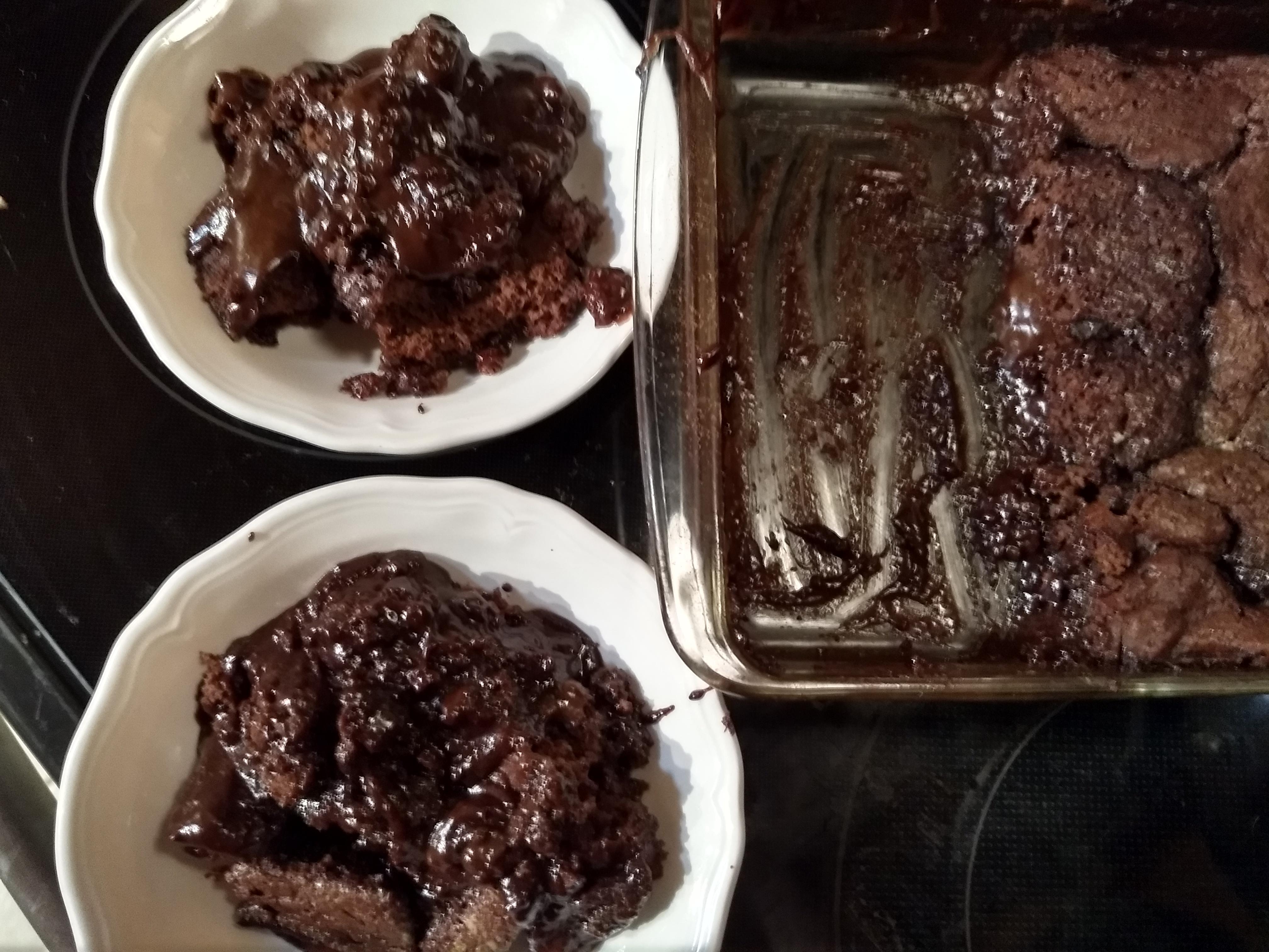 Chocolate Cobbler image