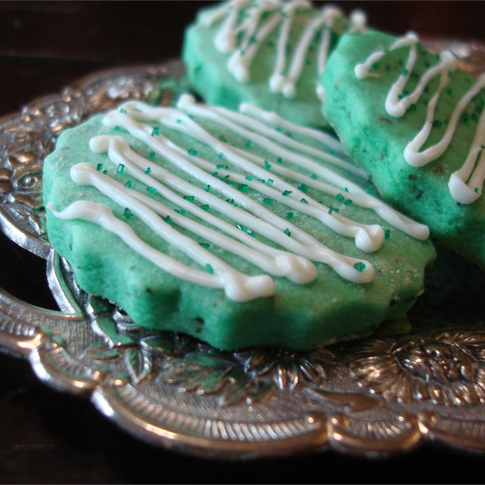 Green Tea Mint Cookies B. Maitreya